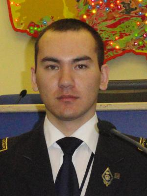 Kaaerbek Argimbaev