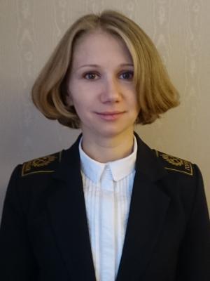 Потапенко Анастасия Владимировна