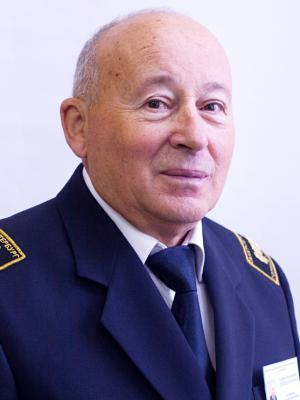 Борис Яковлевич Пукшанский
